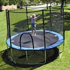 Sears Deal of the Day! 12 ft. Trampoline and Enclosure