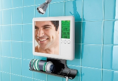 Heated Fog-Free Shower Mirror Deluxe